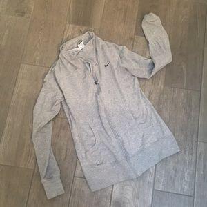 Nike Dri-fit ZIP Up Sweatshirt